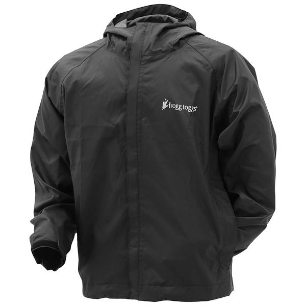 Men's Black StormWatch Jacket