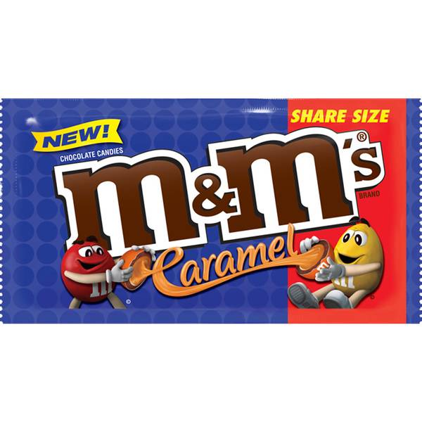 2.83oz King Size Caramel Candies