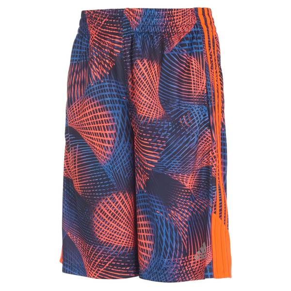 Boys' Blue Net Shorts