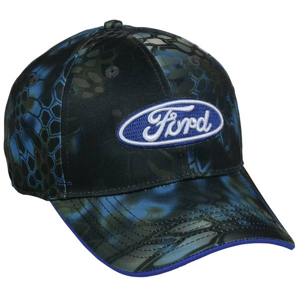 Men's Neptune Ford Logo Kryptek Cap
