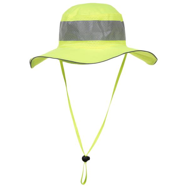 Men's Yellow Enhanced Visibility Hi-Vis Ranger Hat