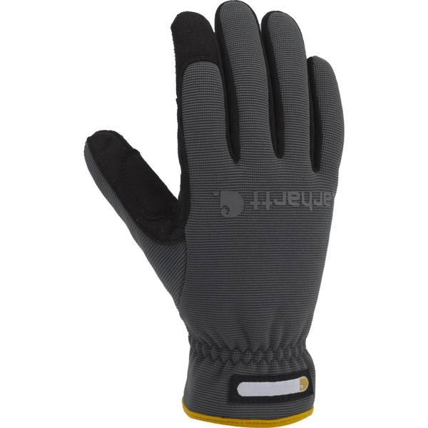 Men's Grey Flex Work Gloves