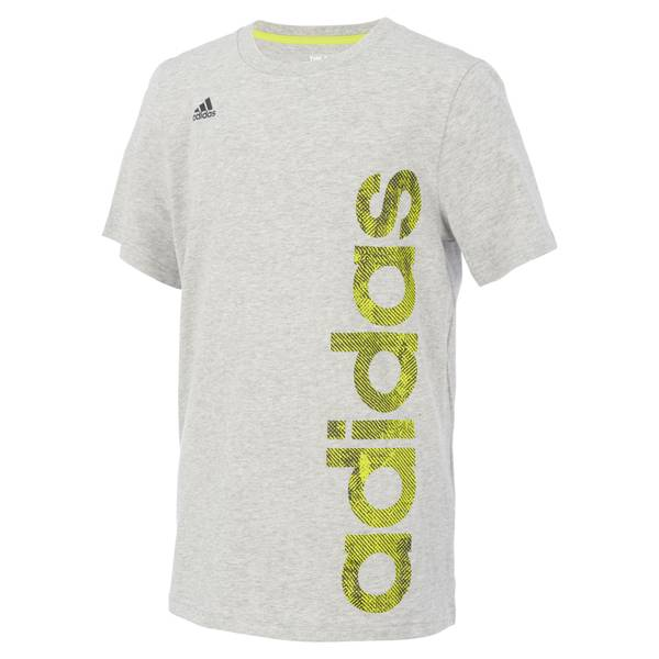 Boys' Short Sleeve Speed Linear Tee Shirt