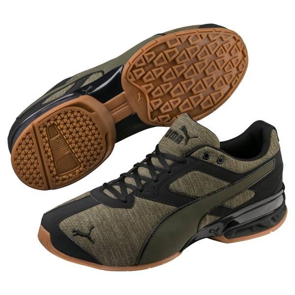 Puma Men s Tazon 6 Heather Rip Shoes 59520a6b8