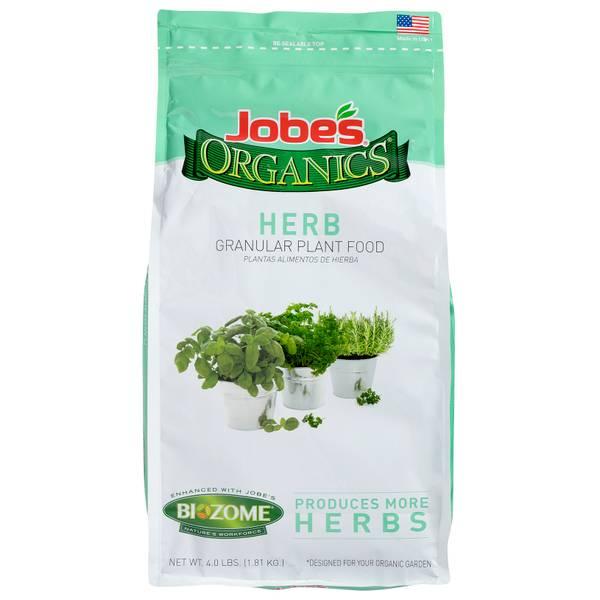 4 lb Herb Granular Plant Food