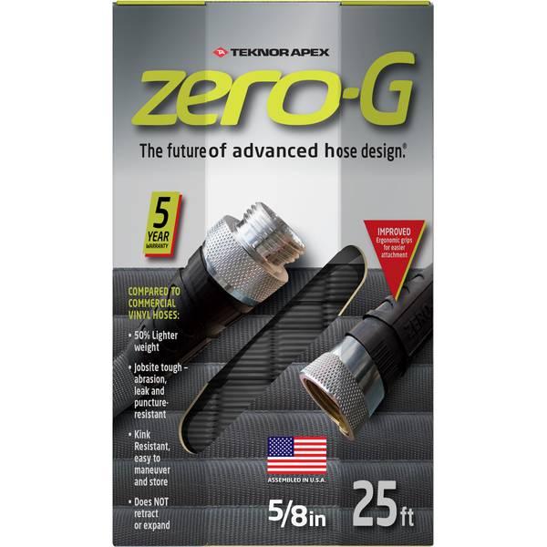 25-ft Zero-G Garden Hose