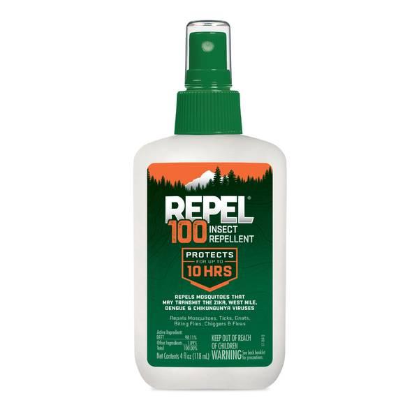 4 oz 100 Insect Repellent Pump Spray