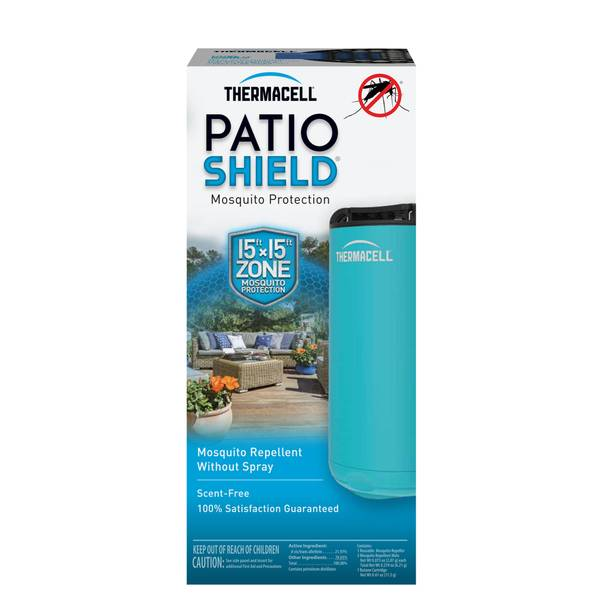 Blue Patio Shield Mosquito Repeller