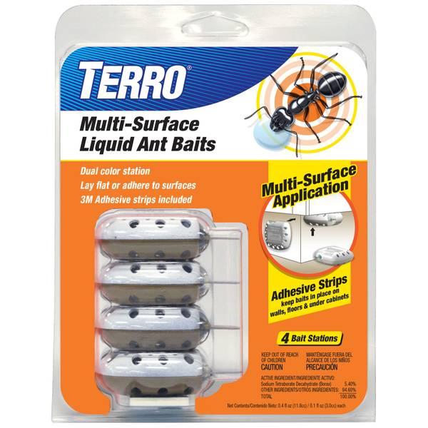 4-Pack Liquid Ant Baits