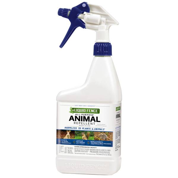 32 oz All-Purpose Ready-to-Use Animal Repellent