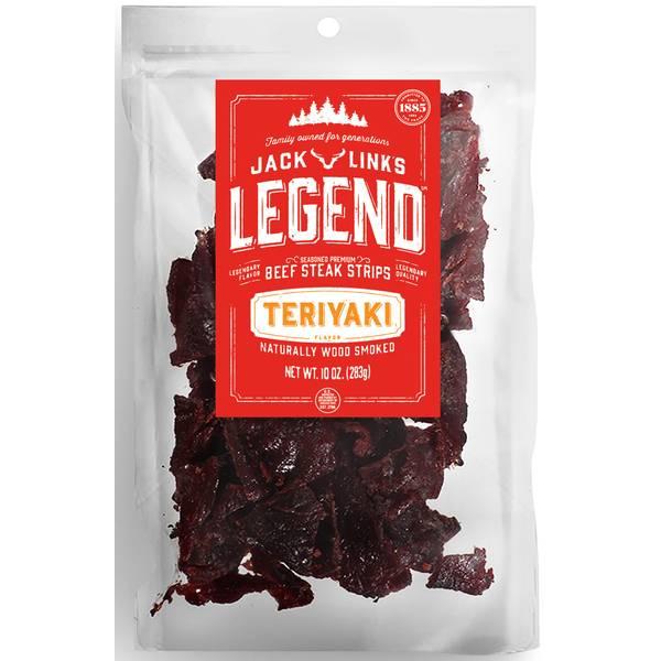 Jack Link's Legend Teriyaki Beef Jerky