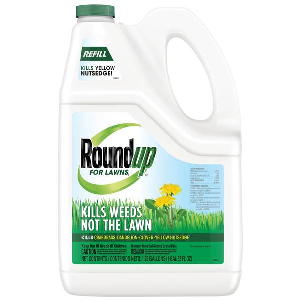 1.25 Gallon  Refill for Lawns Northern