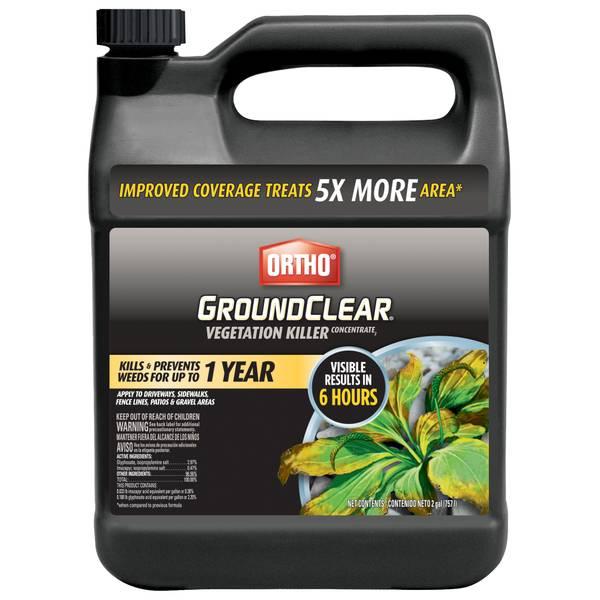 2 Gallon GroundClear Vegetation Killer Concentrate