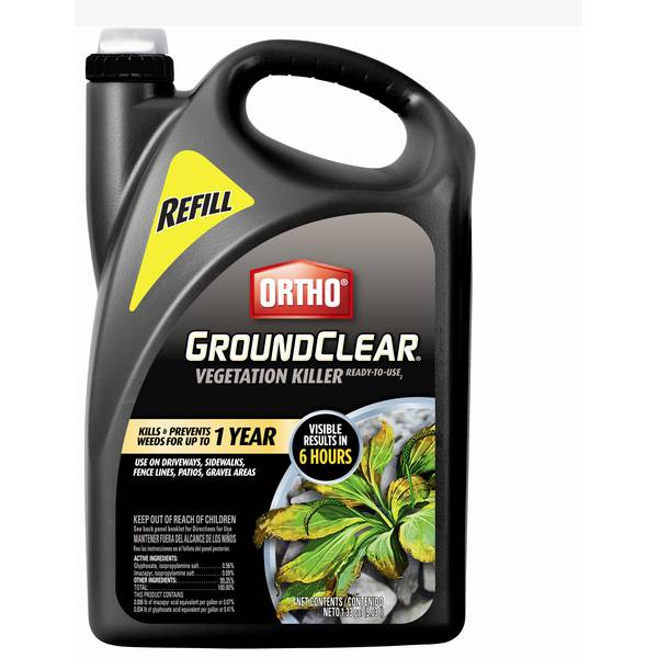 1.33 Gallon Refill  GroundClear Vegetation Killer