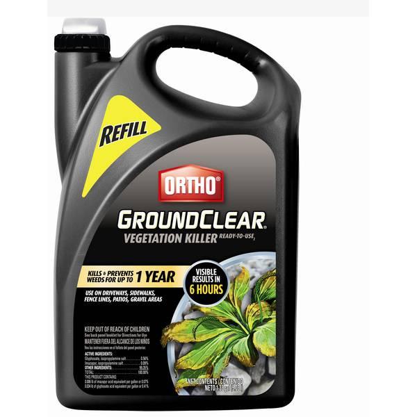 1.33 Gallon Refill  GroundClear Vegetation Killer