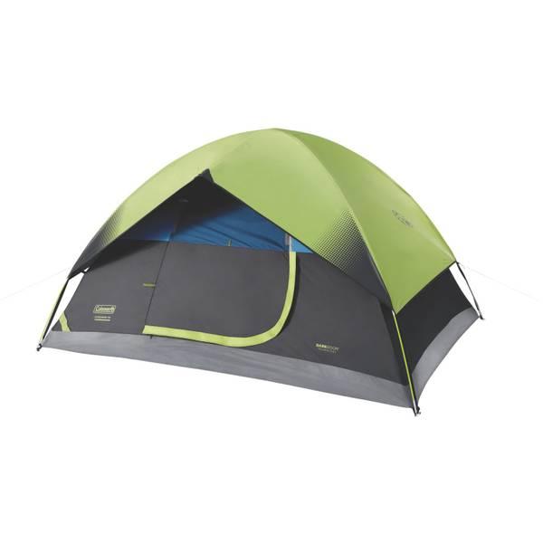 4-Person Darkroom Dome Tent  sc 1 st  Farm and Fleet & Coleman 4-Person Darkroom Dome Tent