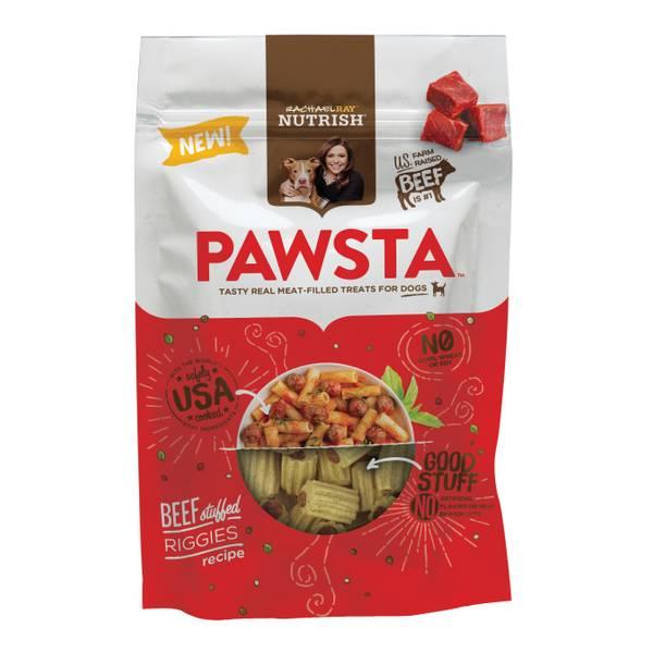 Beef Pawsta Dog Treats