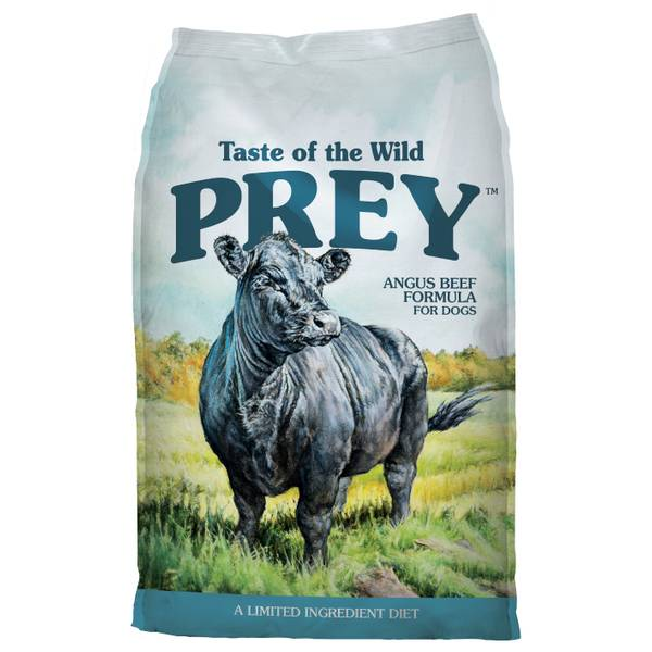 8 Lb Prey Angus Beef Dog Food
