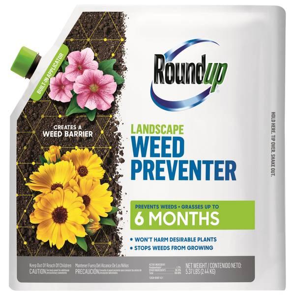 5.4 lb Landscape Weed Preventer