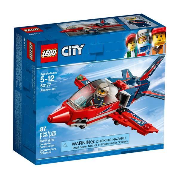 60177 City Airshow Jet