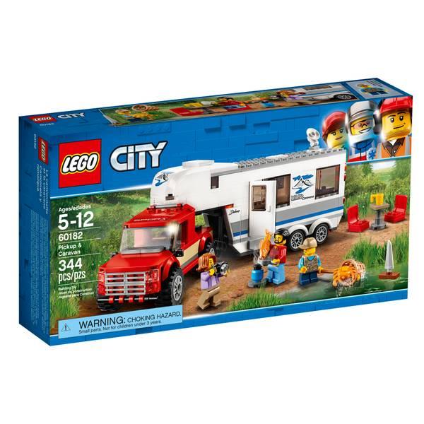 60182 City Pickup & Caravan