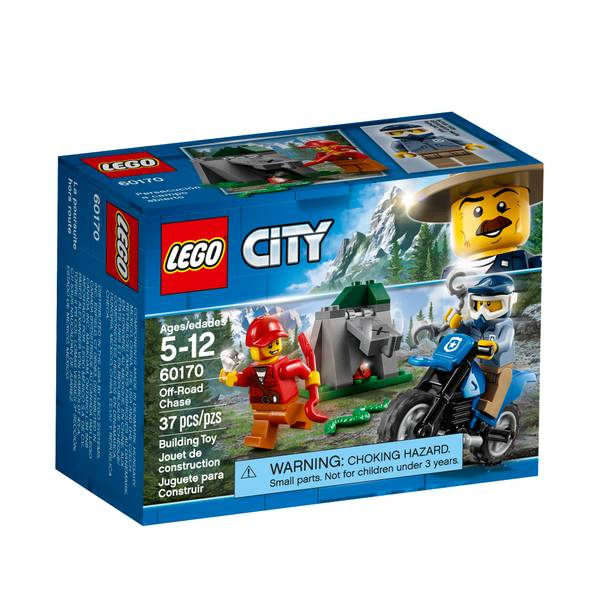 60170 City Off-Road Chase
