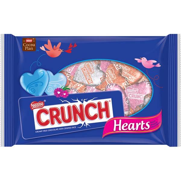 Crunch Hearts
