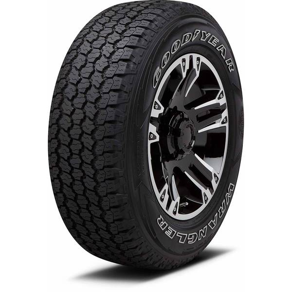 Wrangler All-Terrain Adventure Tire - 255/70R17
