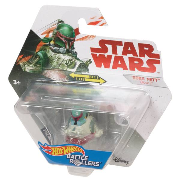 Star Wars Battle Rollers Starship Assortment