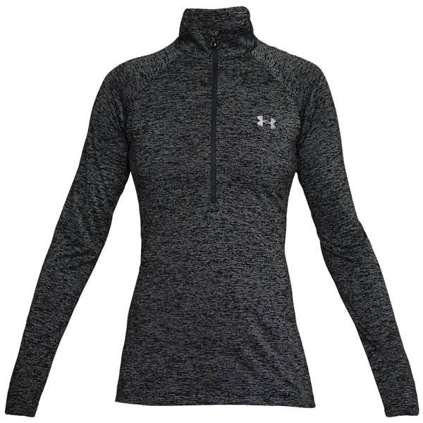 Women's Twist 1/2 Zip Long Sleeve Shirt