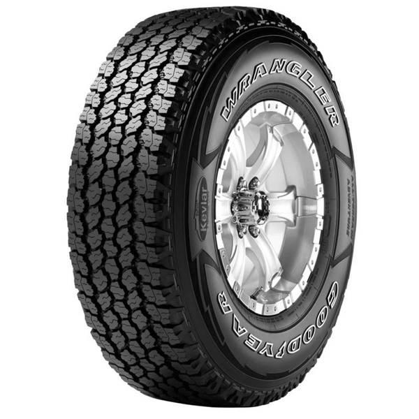 Wrangler All-Terrain Adventure Kevlar Tire - LT275/65R18