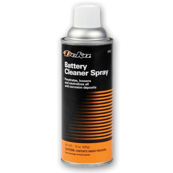 Battery Cleaner Spray