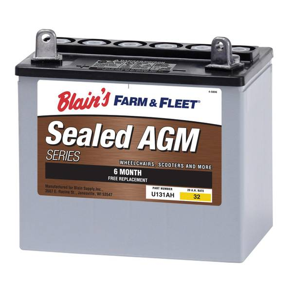 Sealed AGM Battery