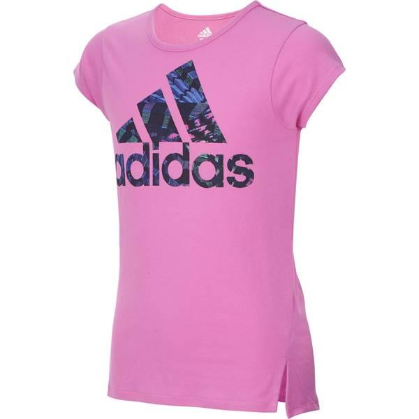 Girls'  Short Sleeve On My Game Tee Shirt