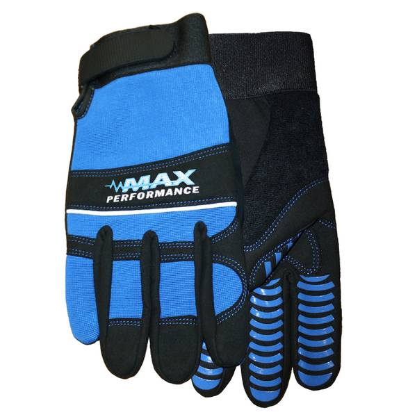 Men's Max Performance Silicone Grip Gloves Assortment