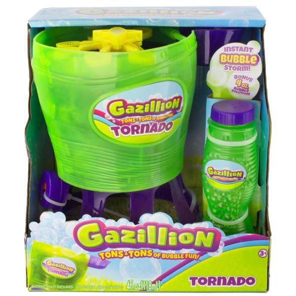Bubble Tornado Toy