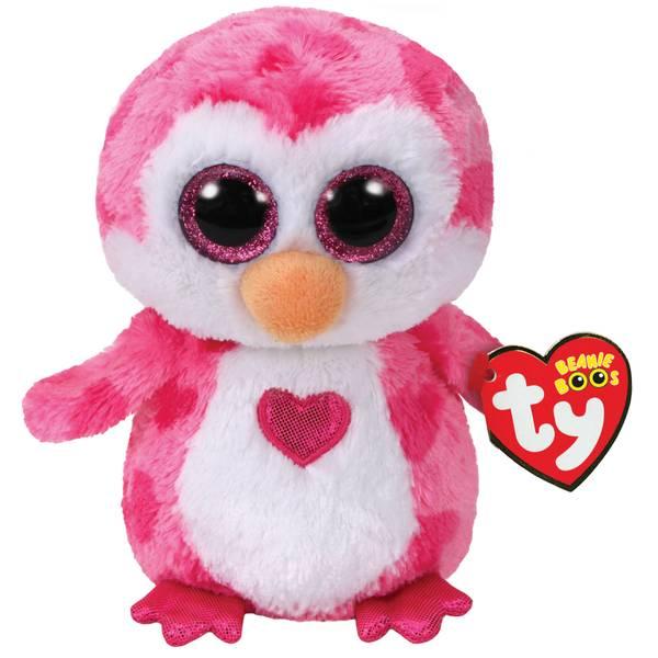 Beanie Boos Juliet Valentine's Penguin