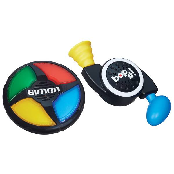 Simon or BopIt Micro Game Assortment