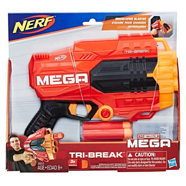MEGA Tri-Break Dart Blaster