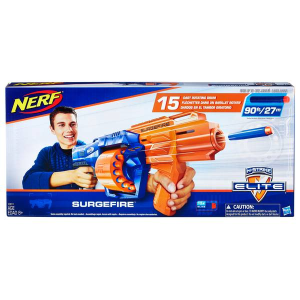 N-Strike Surgefire Dart Blaster
