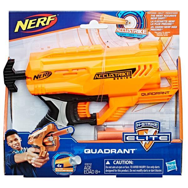 Accustrike Quadrant Dart Blaster