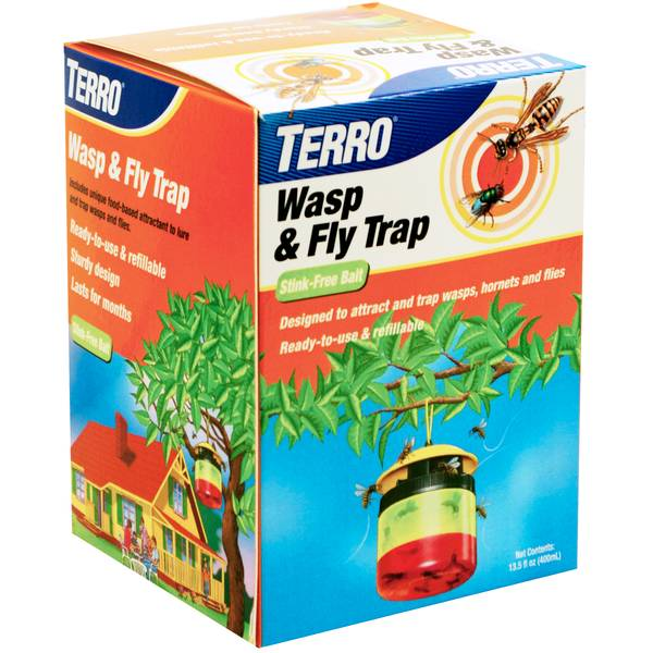Stink Free Wasp & Fly Ball Trap