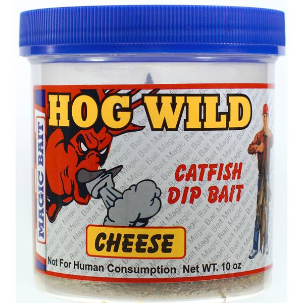 10 oz Hog Wild Catfish Dip Bait