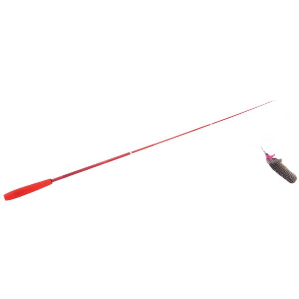 Turbo Cat Toy Telescoping Flying Teaser