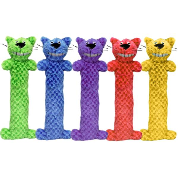 Loofa Kicker Cat Toy