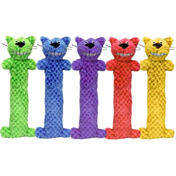 Loofa Kicker Cat Toy