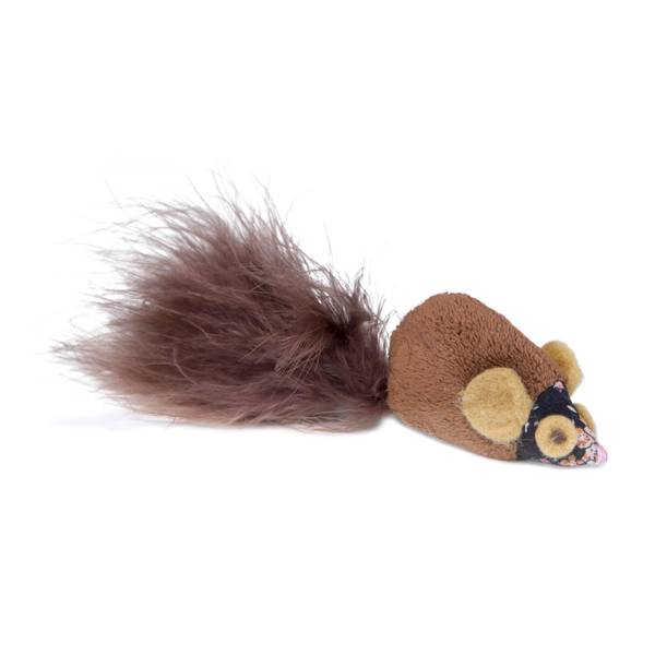 Bitty Badgers Pet Toy