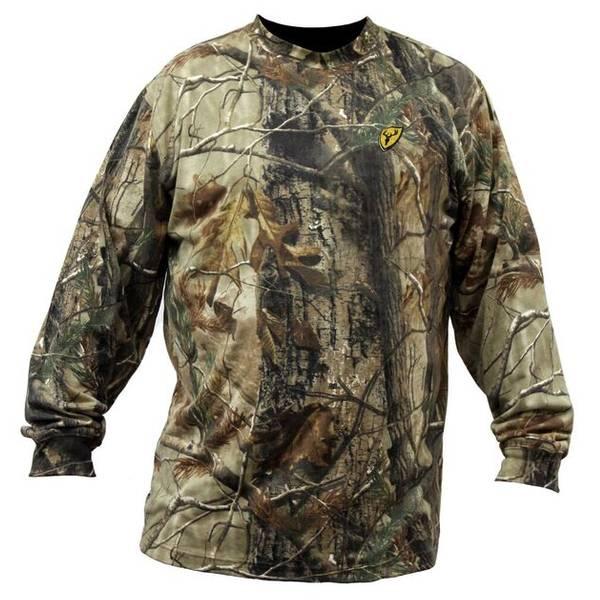 Scent Blocker Men's Long Sleeve T-Shirt with S3