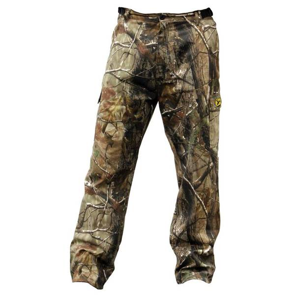 ROBINSON OUTDOOR PRODUCTS Men's Realtree Edge Rip Stop 6 Pocket Pants with S3