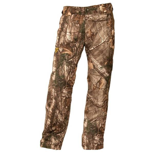 ROBINSON OUTDOOR PRODUCTS Men's Realtree Edge Drencher Rain Pants